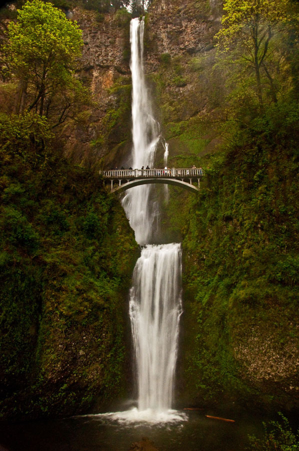 Multnomah Fall