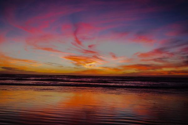 Colorful Sunset Tonight