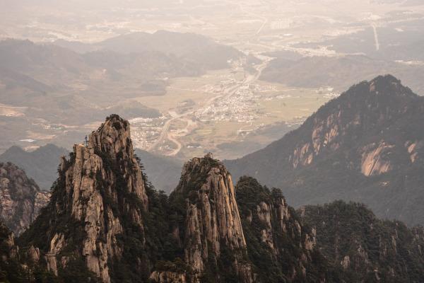 Yellow Mountain of China