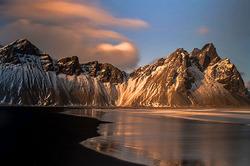 Sveitarfelagio Hornafjrour at Iceland