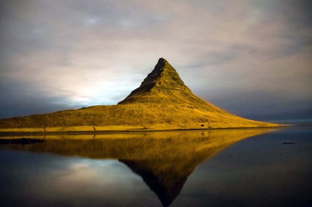 Hat Mountain, Iceland