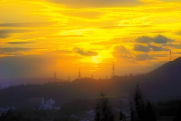 Sunset Over Ishikawa