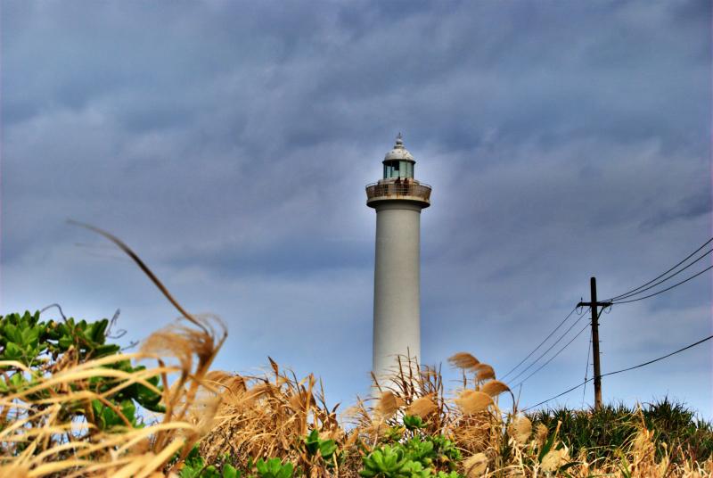 Zanpa Lighthouse Another Angle