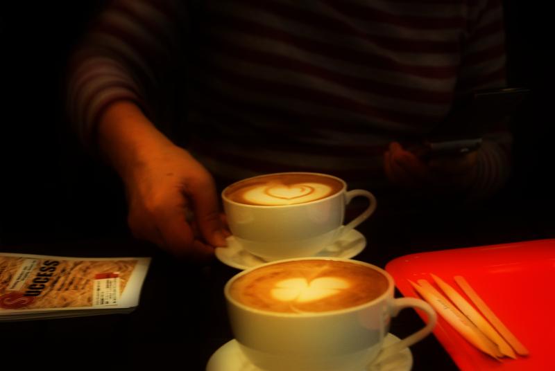 More Latte Art