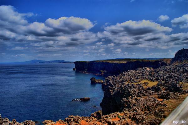 Cliffs At Zampa