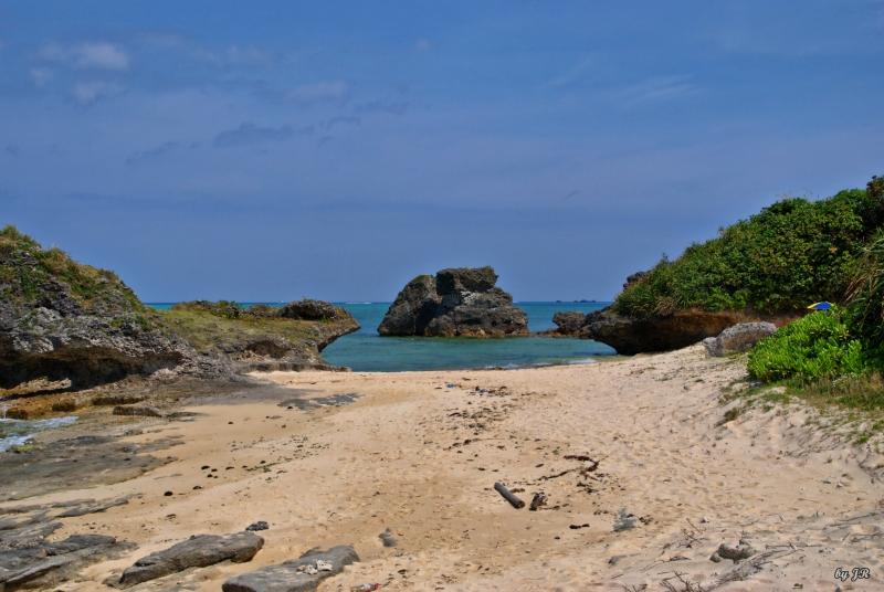 Small Okinawa Beach