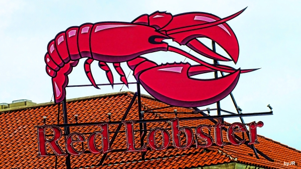 The newest Red Lobster in Okinawa.
