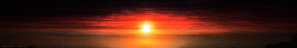 A little Okinawan sunset, enjoy.