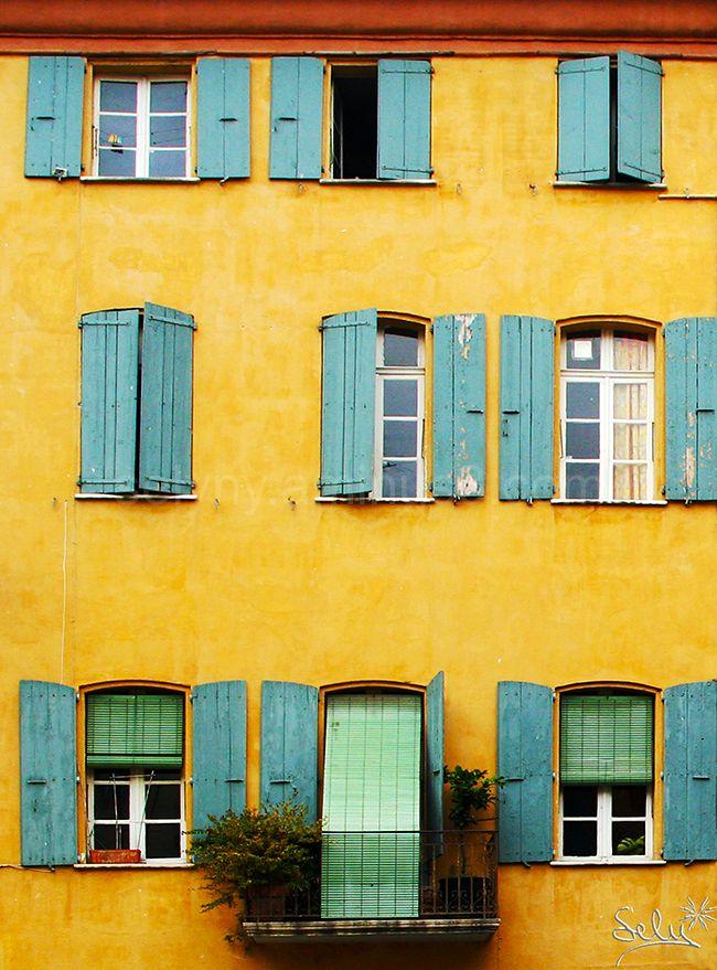 finestres verdes