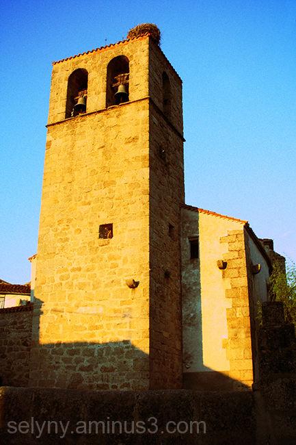 iglesia de colmenar