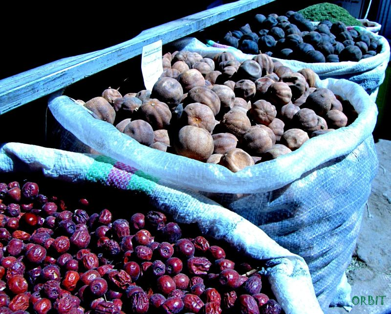 Seasoning fruit food