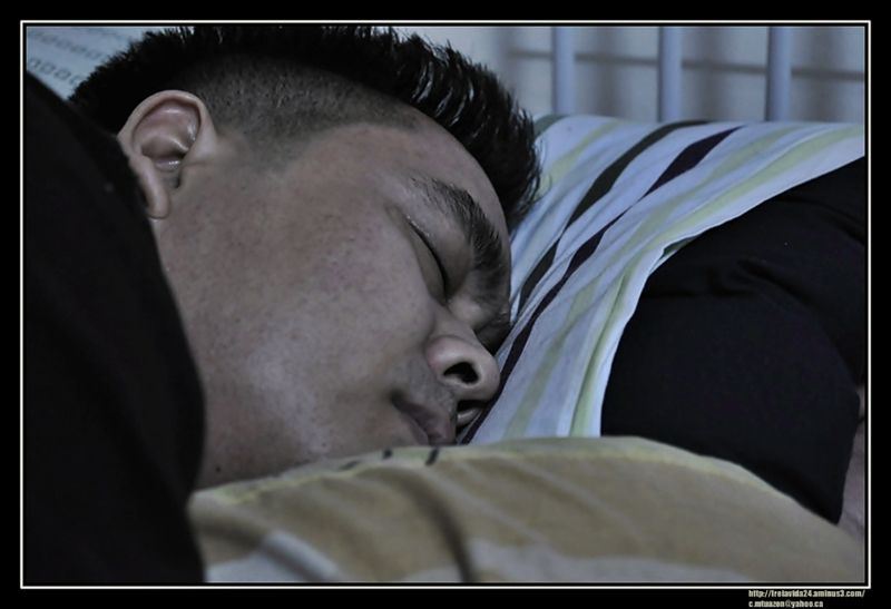 deep within the sleep
