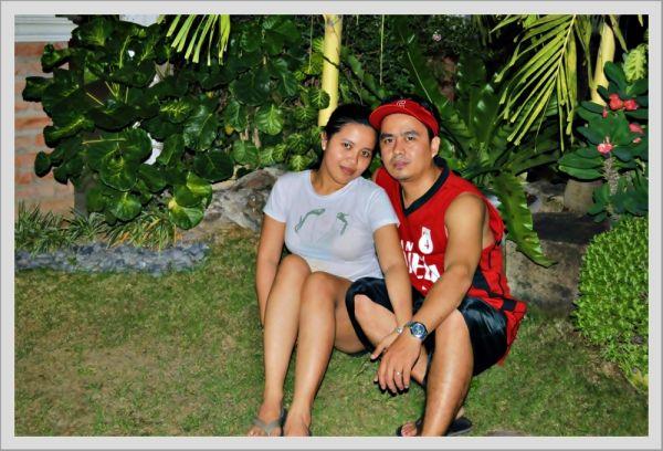 Mr and Mrs Tuazon