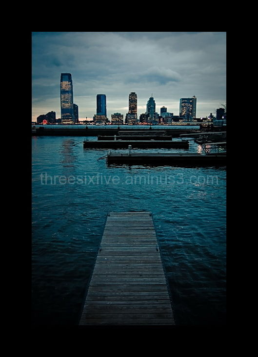 North Cove, Battery Park City