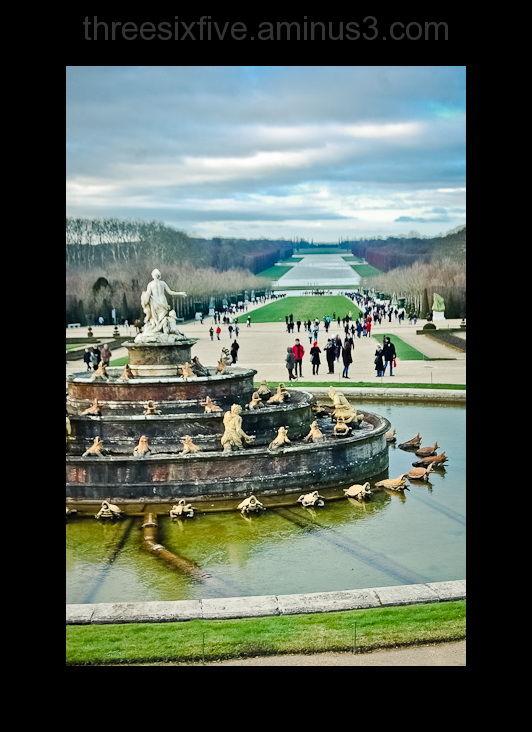 Gardens of Château de Versailles