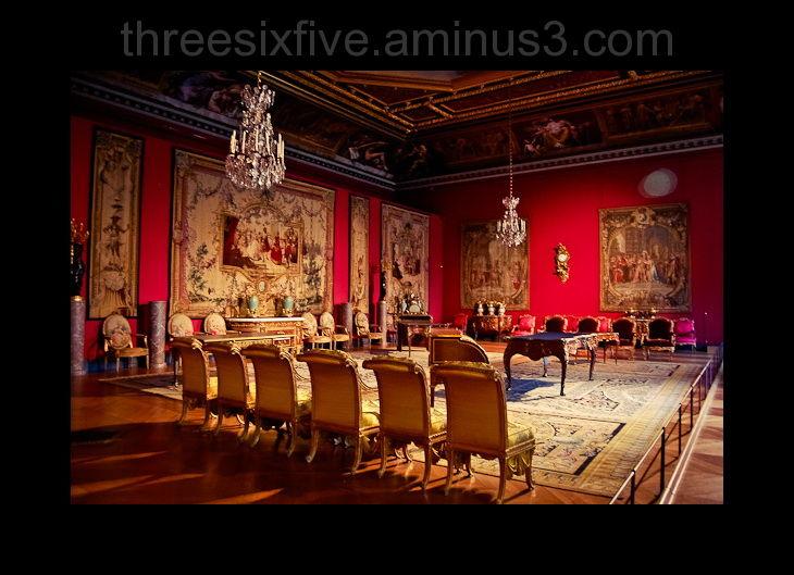 Napoleon's apartments