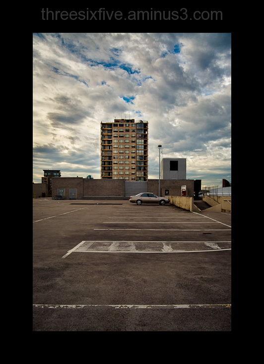 Rooftop Carpark