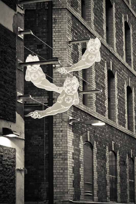 Angels in Chinatown