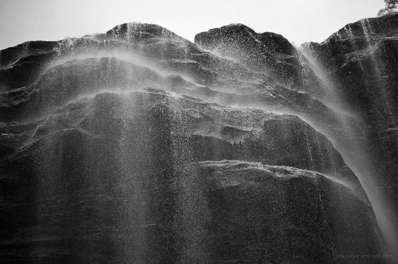 Waterfall Spray