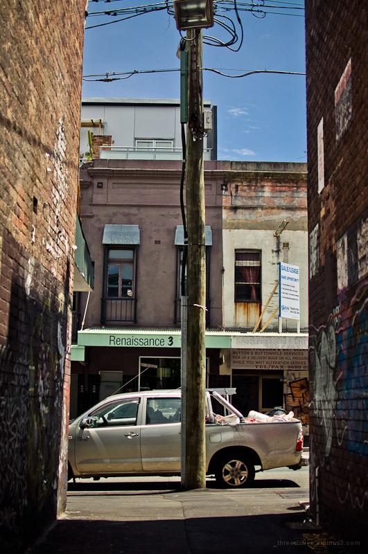 Streets of Redfern.