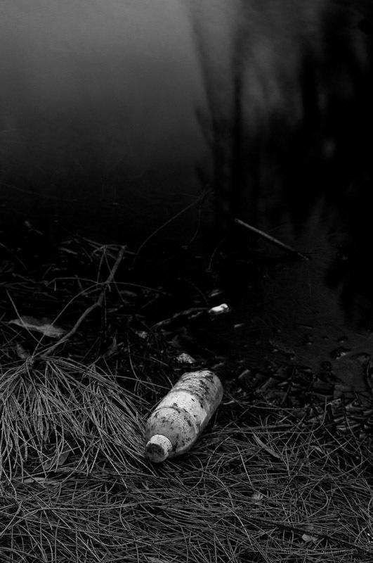 littering our waterways