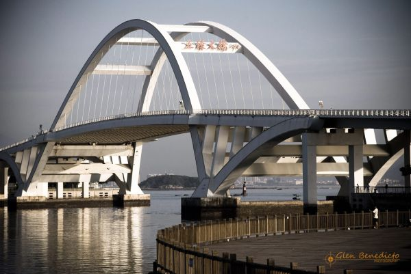wuyuan bay bridge