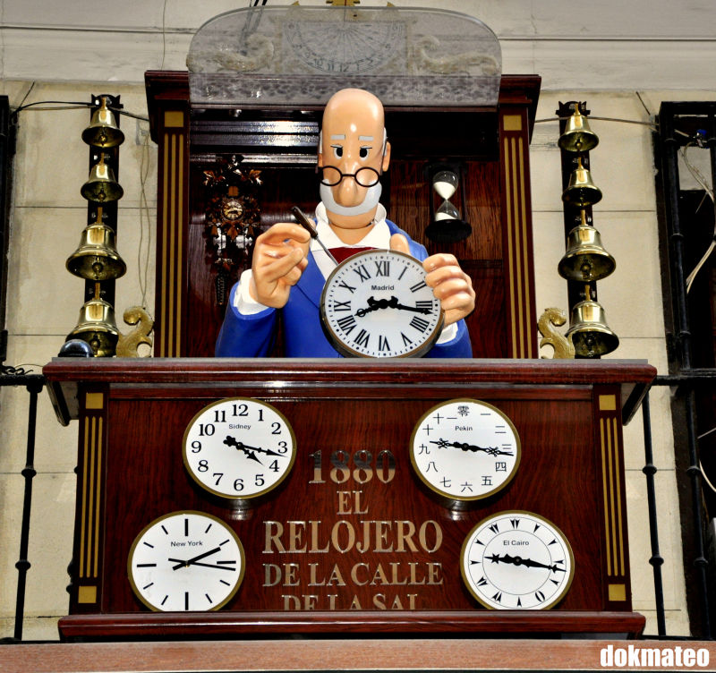Reloj del Mundo