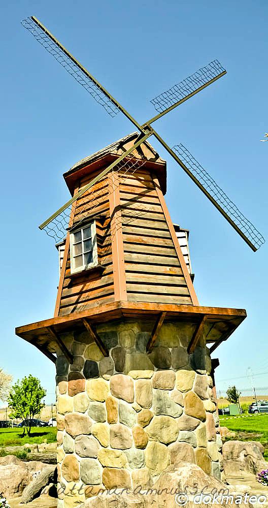 Molinos de Holandeses