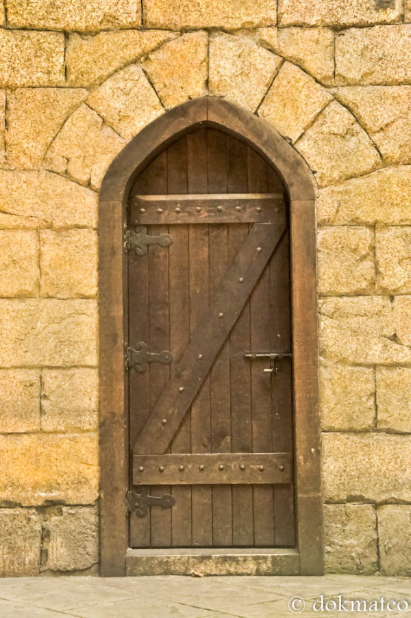 Door of Zorro