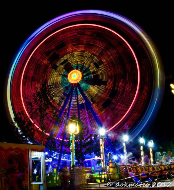 Kaleidoscope Spin