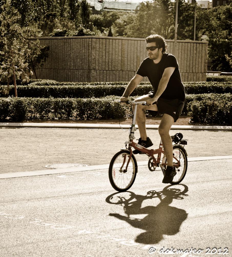 Saturday Bike