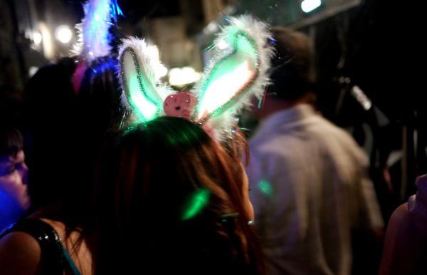 Electric bunnies