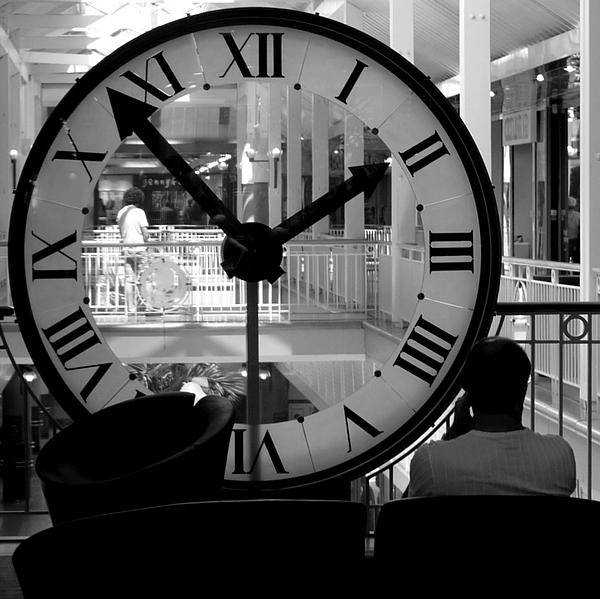 L'horloge / The clock