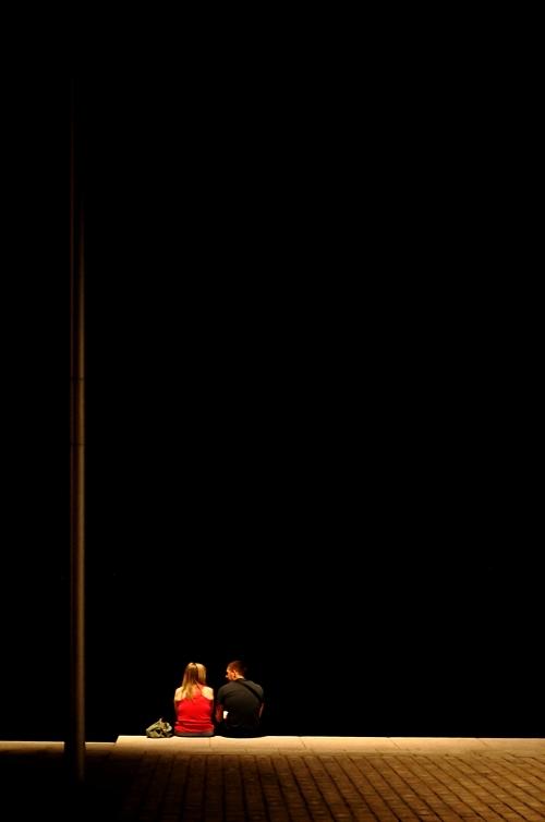Couple, la nuit