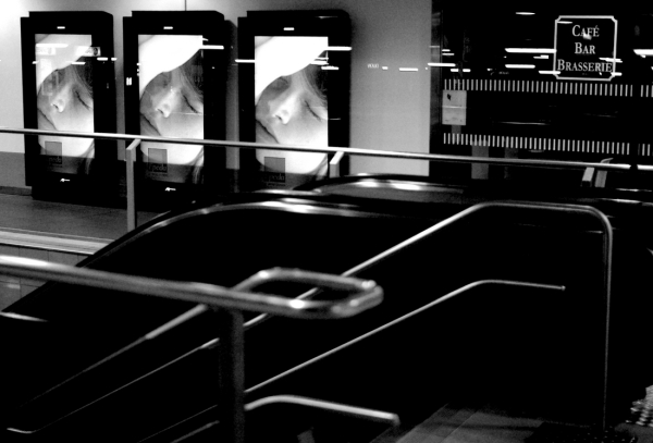 Nuit en gare