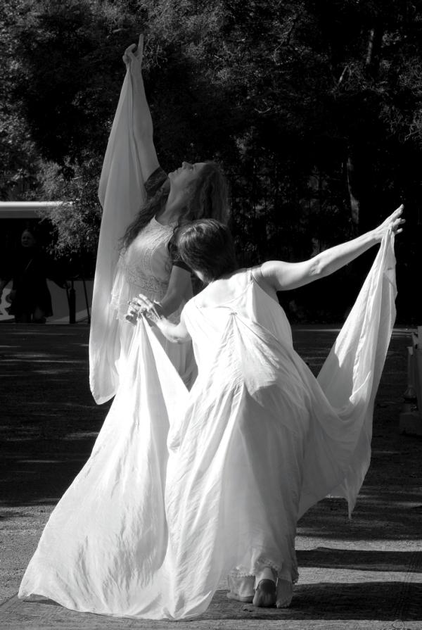 Danse isadorienne / 1