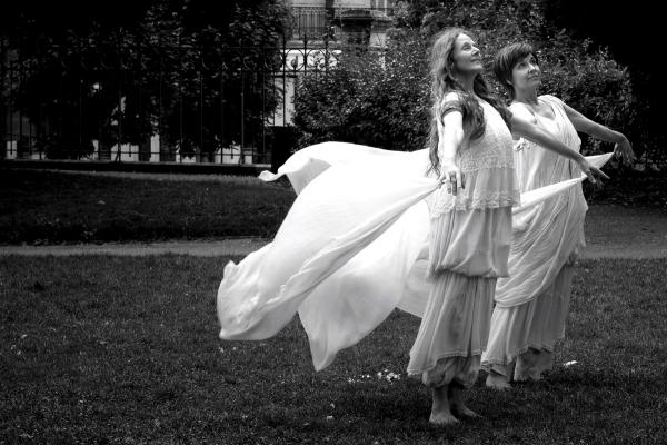 Danse isadorienne / 4