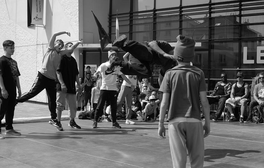 Battle hip-hop / 1