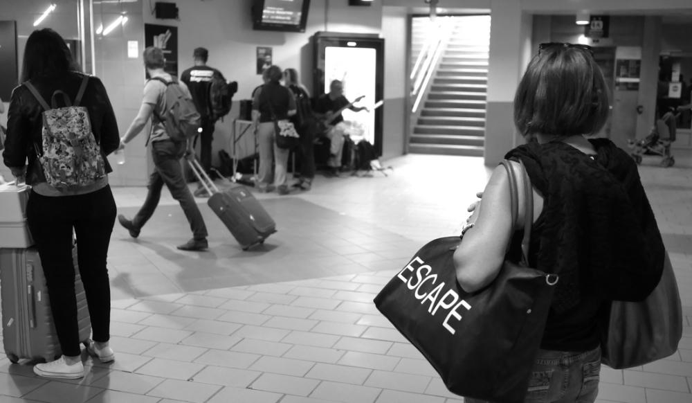 Gare / 3