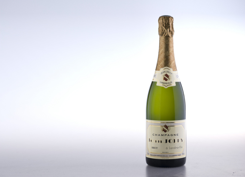 commercial shooting - Champagne Jean Jolly