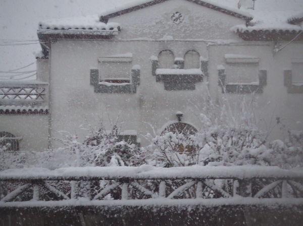 neu de març