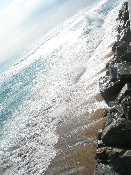 a tocar de pedra....