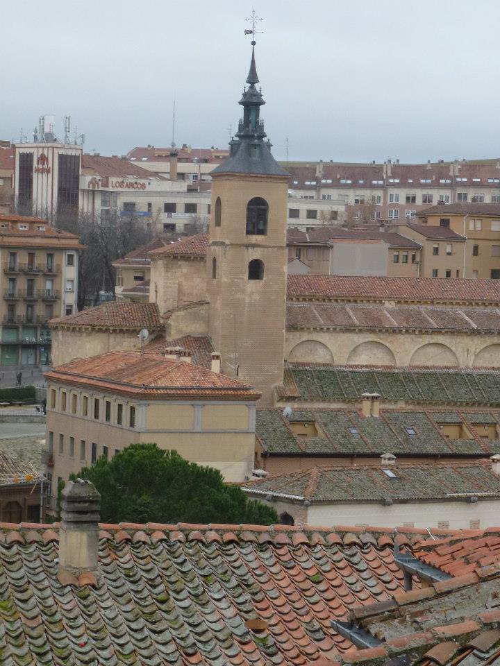 Segovia  ( Spain  )