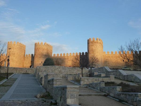 Avila (Spain )