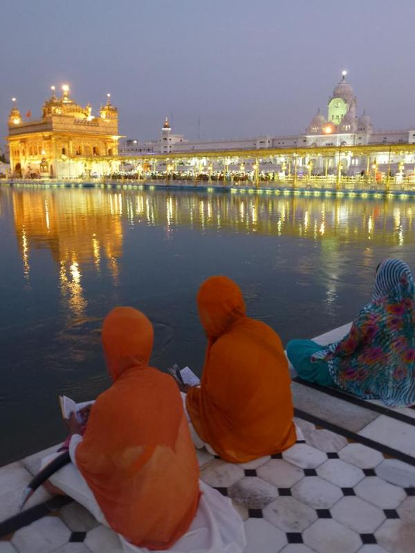 Amritsar ( India )