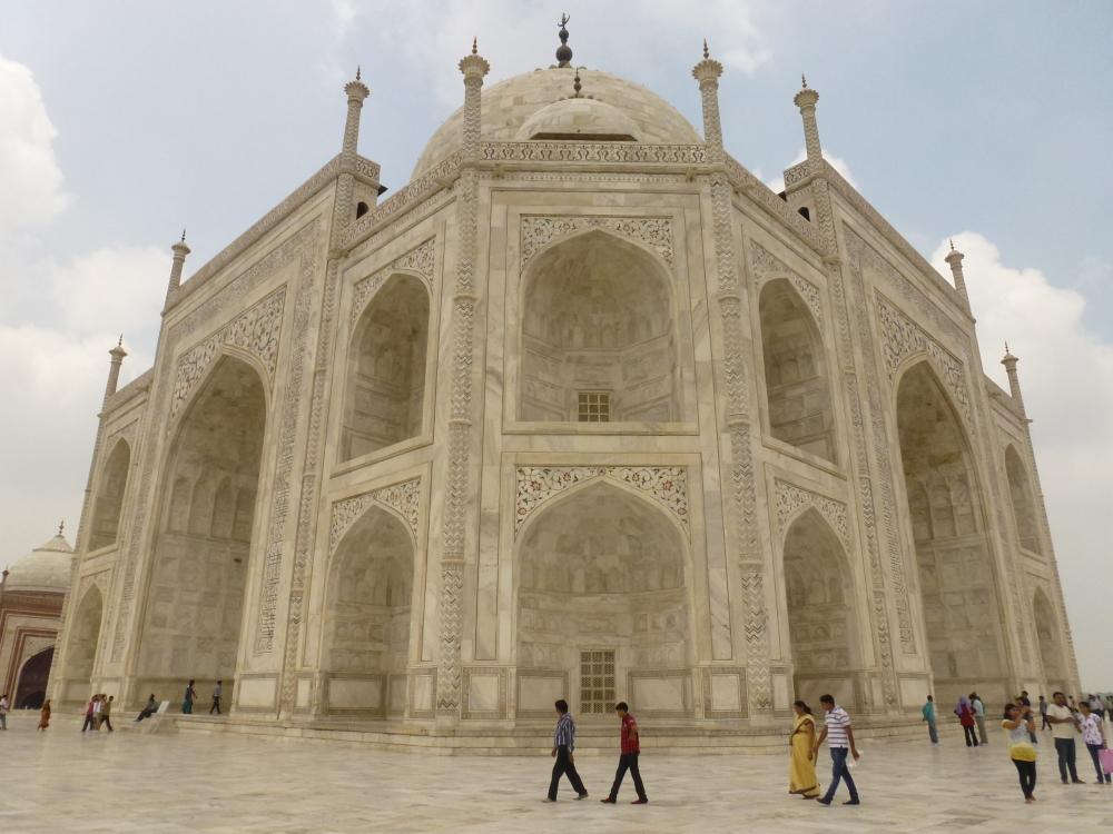 INDIA  Agra