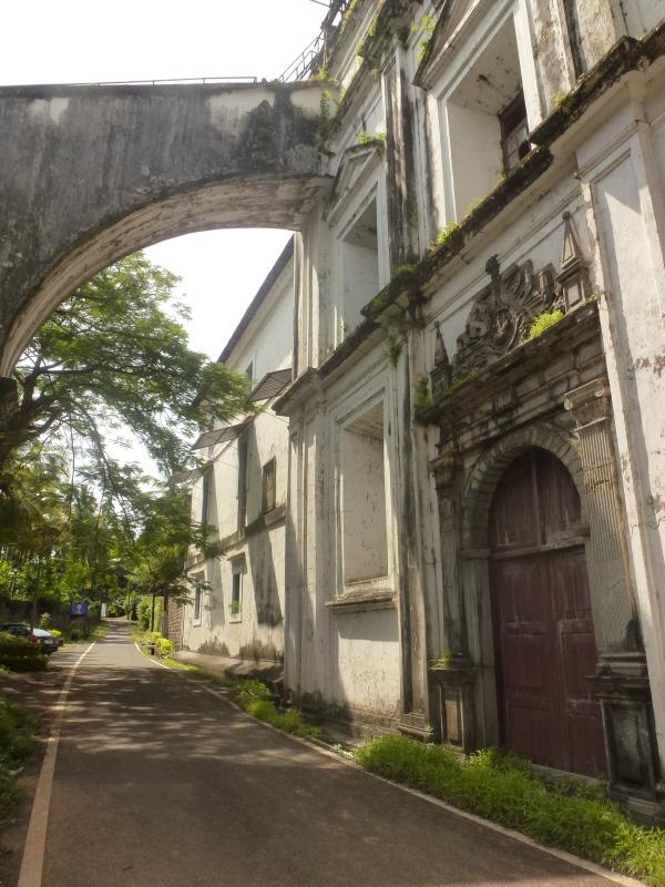 Old Church (Goa ) INDIA