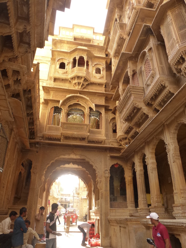 Jaisalmer  ( Rajhastan )  INDIA