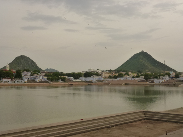 Pushkar ( Rajasthan )  INDIA