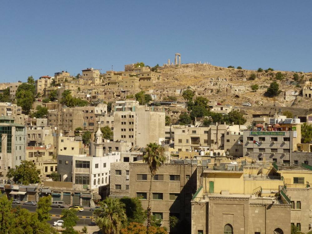 AMMAN   (  Jordania )